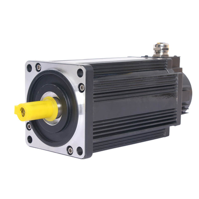 130mm frame 1500w 48v dc servo motor working
